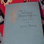 The World Beautiful  By Lillian Whiting