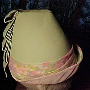 SALE Vintage Hat