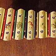 Early Child's Xylophone