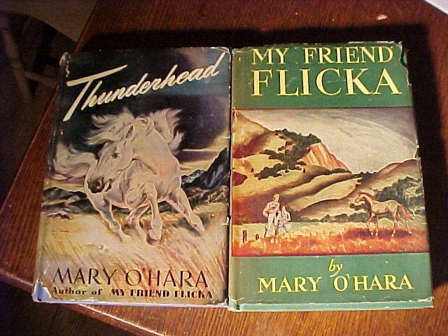 My Fried Flicka and Thunderhead