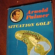 SOLD Arnold Palmer Situation Golf - Red Tag Sale Item