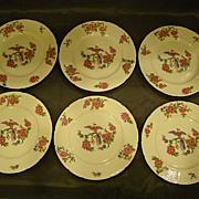 SOLD Charles Field Haviland Limoges set bird plates