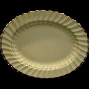 """Royal Doulton china Adiran H4816 oval serving platter 13"""""""