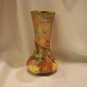 """Whimsical Weller 7"""" Baldin Vase"""
