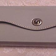 Vintage Knox Box Purse Handbag