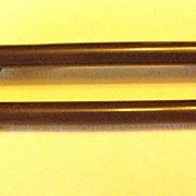 Large Victorian Gate Pin