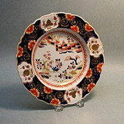 Mason's Ironstone Soup Plate ca. 1815-20