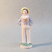 "Sailor ""Fairing"" Figurine"