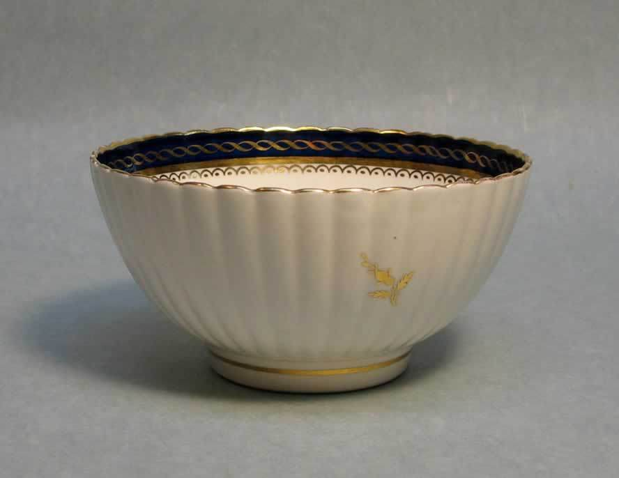 Caughley Bowl ca. 1790