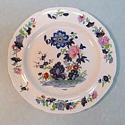 Spode Plate ca. 1825