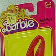 Mattel MOC Barbie Best Buy Fashion from 1980.