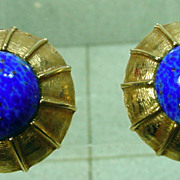 1980's Classic Donald Standard Clip On Earrings!
