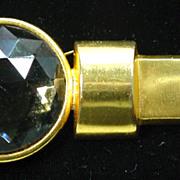 Ben-Amun, arrow pin, Circa 1990's