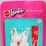 Mattel NRFP Barbie Best Buy Fashion, 7200, 1972