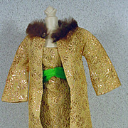 Vintage Mattel Barbie Outfit Golden Glory, 1965