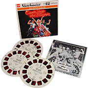 Original View-Master Set MIB Can't Stop The Music, 1980!