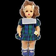 Vintage Tiny Terri Lee Doll, All Original, 1950's