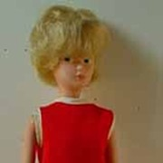 American Character Mary Make Up Doll, Original Outfit, Mint, 1964.