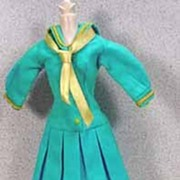 Mattel Barbie Outfit, See-Worthy, 1969, Excellent Condition!