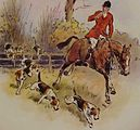 Fox And Hounds Anti