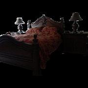 SOLD Six Piece Vintage Drexel Heritage Bedroom Set, Talavera Collection