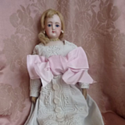 SOLD Lilly Coquette blond haired French fashion doll Parisienne 16 1/2 inches