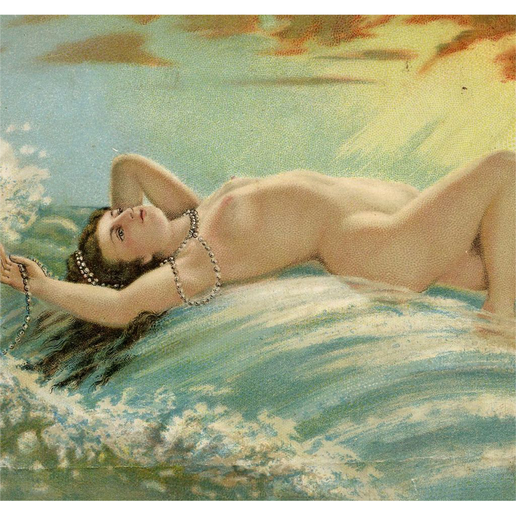 Floating Nude 53