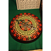 Roulette Game  All-In-One  Company 1920-30's