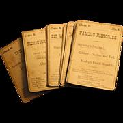Porter & Coates  Instructive Game of Authors 1873