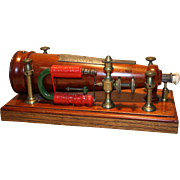 Grigg's Conical Electro Magnetic Machine 1873