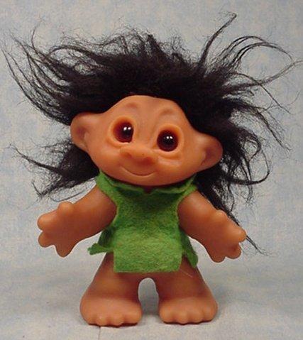 Thomas Dam Troll Little Sister  or Playmate troll