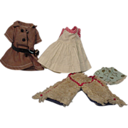 Madame Alexander-Kins dress, Girl Scout Dress, other items for 8 inch dolls outfits