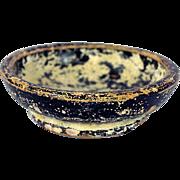 Apulia Ancient Greek South of Italy Black Gloss Bowl 350-400 B.C.