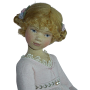 "SOLD BEAUTIFUL Maggie Iacono Doll ""Annalise"" from  2005 Limited Doll #37 out of 75 -"