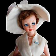 "BELLISIMO! 25"" Rare Ottolini Fashion Doll Sonia from the late 1950's"