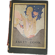 SALE Dennison's Party Magazine 1929 issue hard to find! Party for all Year 1929!