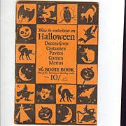 REDUCED 14th Annual Edition Dennison Bogie Book 1926
