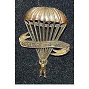 WORLD WAR II Official Russian War Relief pin, 1941