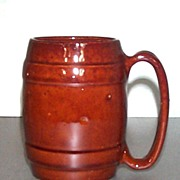 Hull Early Utility Stoneware Mug