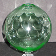 SOLD Morgantown Golf Ball Ivy Ball, Meadow Green