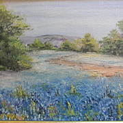 SOLD Impressionistic Oil painting Landscape