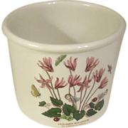 Portmeirion Botanic Garden Utensil Holder Vintage