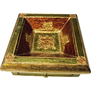 Florentine Florentia Gold Gilt Hand-Painted Trinket Box