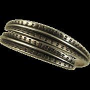 SOLD Vintage David-Andersen Norway Sterling Viking Saga Bracelet ~ c1960s