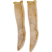 MA Vintage Cissy Seamed Pants Stockings Color Nude - Wonderful Vintage Condition!!