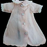 SALE Madame Alexander Vintage Baby Genius Robe w/Tag