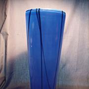 Anna Ehrner Kosta Tall Vase