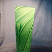 Anna Ehrner Kosta Layered Cylinder Vase