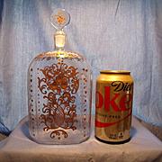 Salir Buccellati Intaglio Bottle w/ Stopper