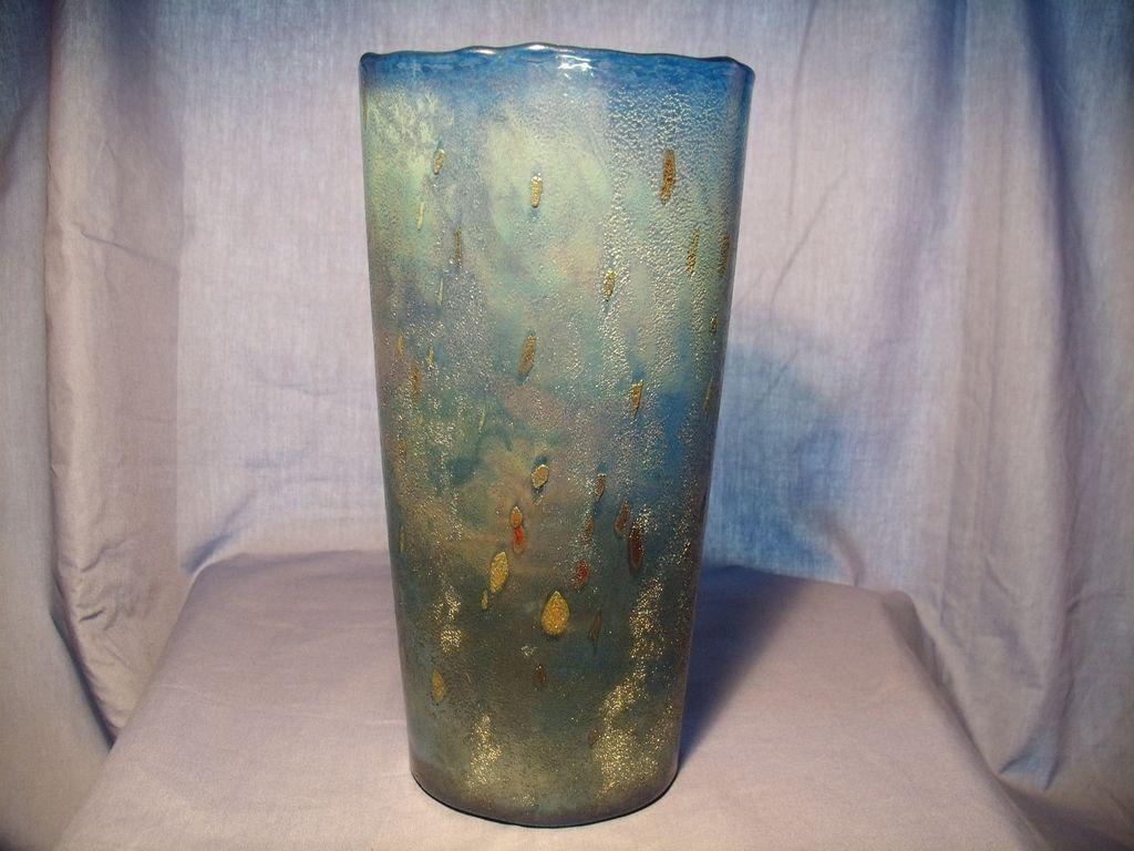 Signed B Vallien Kosta Boda Vase From Glassalley On Ruby Lane